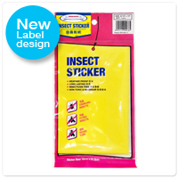 Insect Sticker / Sticky Insect Trap